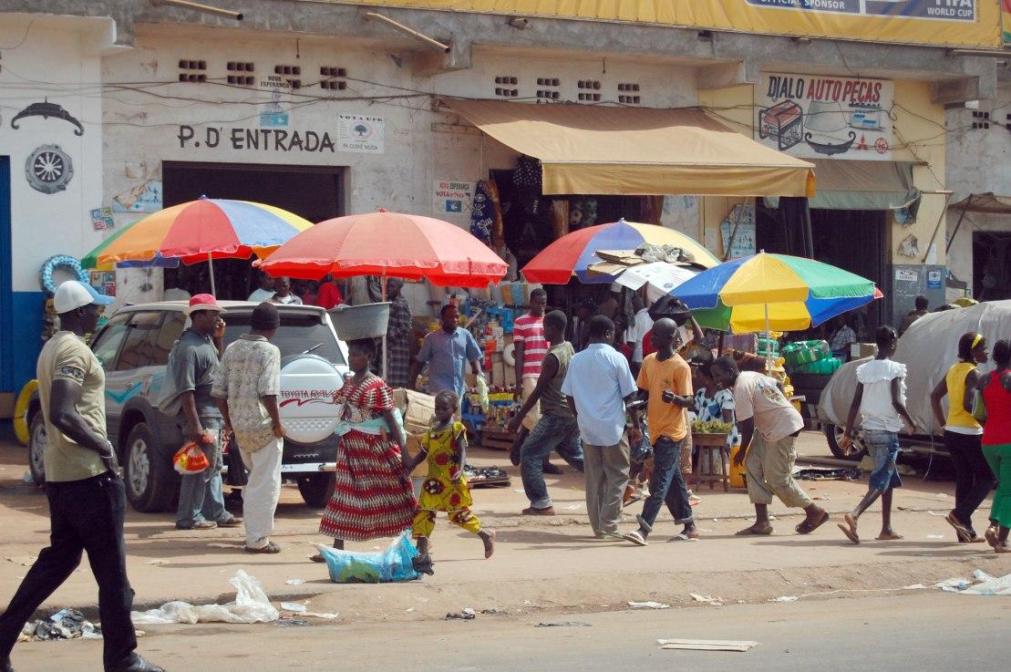 Bissau, Guinea Bissau.
